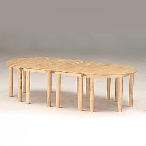 자작나무 책상세트유치용(520) 1260C