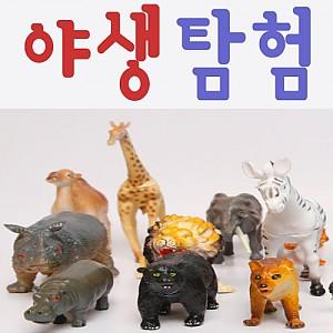 [모형]자연은 살아있다 - 야생동물탐험