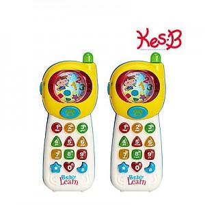 해피전화기2개세트