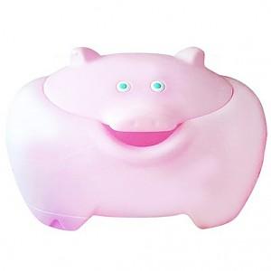돼지장난감정리함