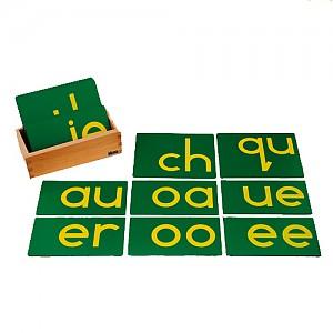 영어이중모음모래글자판